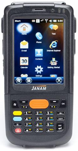 Janam XM2-RFID RFID Readers