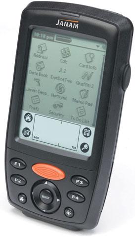 Janam XP20 Handheld Computers