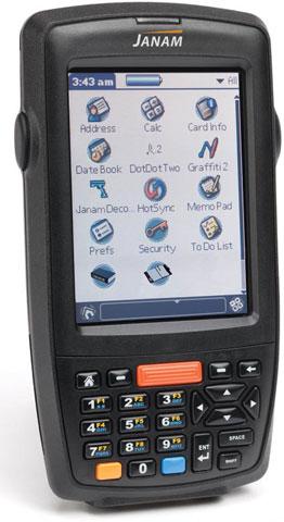 Janam XP30 Handheld Computers