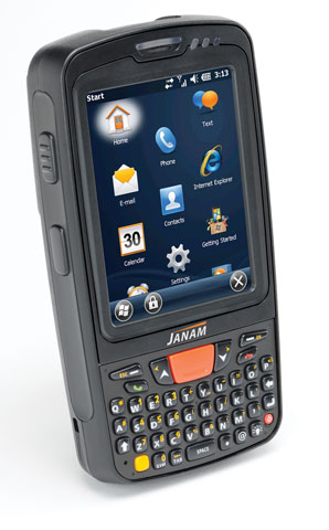 Janam XT85 Handheld Computers