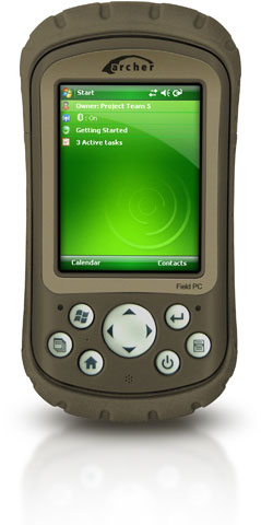 Juniper Systems Archer Military Handheld Computers