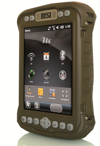 Juniper Systems Mesa Military Tablet Computers