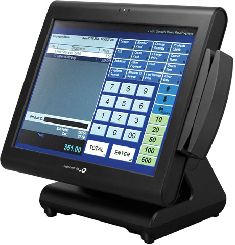 Logic Controls SB-9015 Series Point of Sale Systems