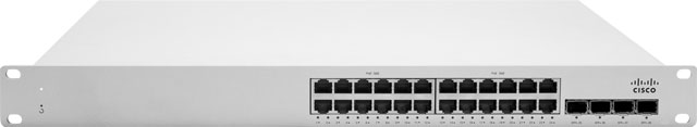 Cisco Meraki MS225 Series Ethernet Switchs
