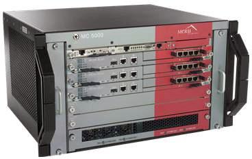 Meru MC5000 Series Wireless Controllers