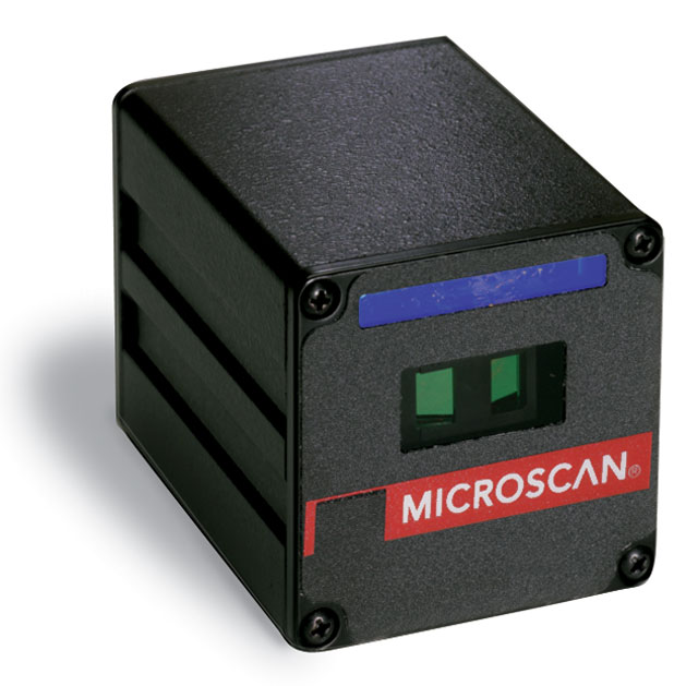 Microscan MS-520 Fixed Mount Barcode Scanners