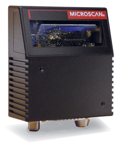 Microscan MS-850 Fixed Mount Barcode Scanners