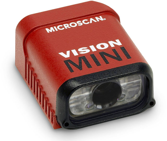 Microscan Vision MINI Fixed Mount Barcode Scanners