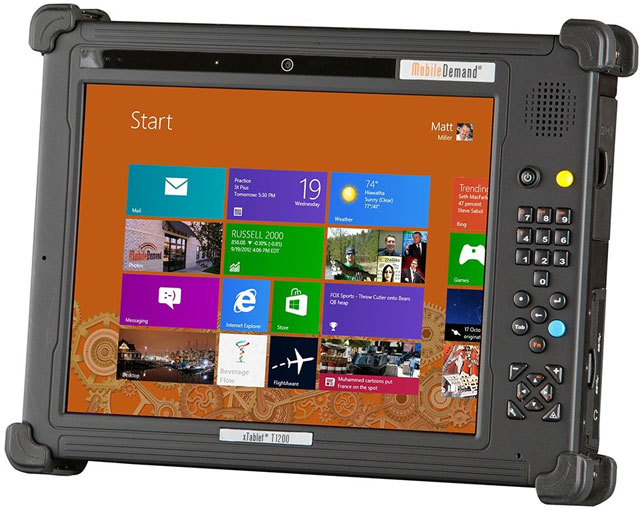 MobileDemand xTablet T1200 Tablet Computers