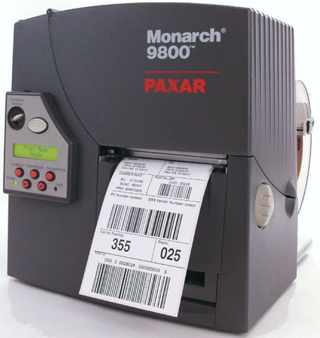 Monarch 9825 Thermal Barcode Label Printer