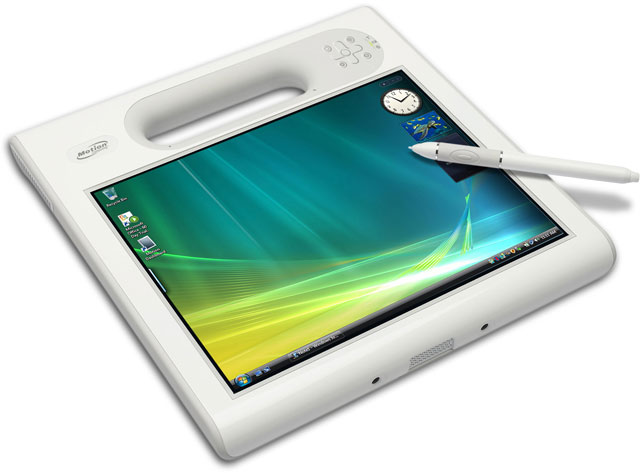 Motion Computing C5 Mobile Clinical Assistant Tablet Computers