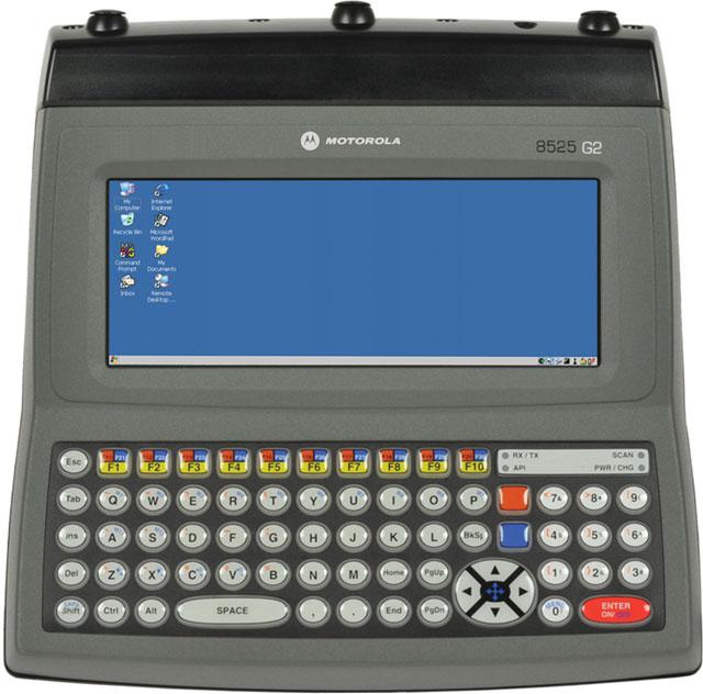 Motorola PSION 8525 G2 Fixed/Vehicle Mount Data Terminals