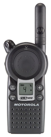 Motorola CLS1410 Two-way Radios