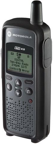 Motorola DTR410 Two-way Radios