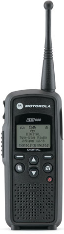 Motorola DTR550 Two-way Radios
