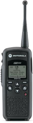 Motorola DTR550 Two-way Radios