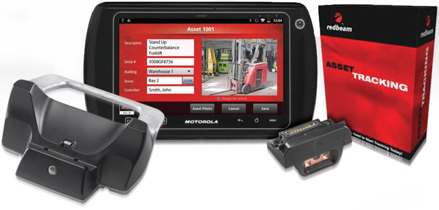 Motorola Inventory Management In-a-Box Asset Tracking Software