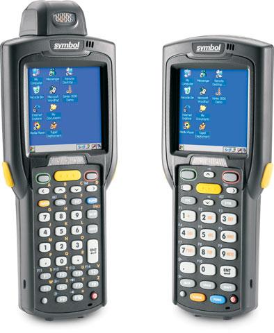 Motorola MC3000 Handheld Computers
