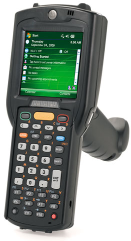 Motorola MC3190-G Handheld Computers