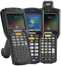 Motorola MC3200 Handheld Computers