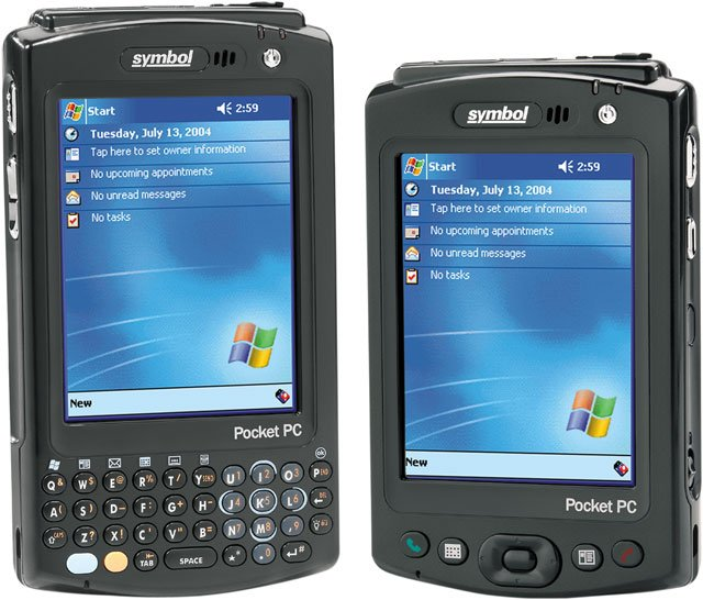 Motorola MC50 Handheld Computers