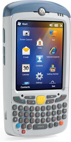 Motorola MC55A0-HC Handheld Computers