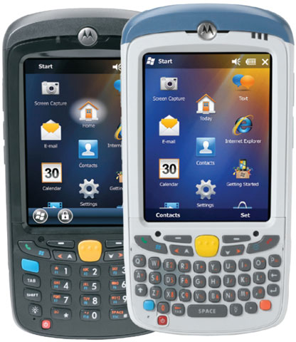 Motorola MC55N0 Handheld Computers
