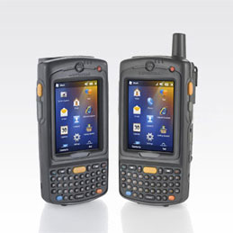 Motorola MC75A Handheld Computers