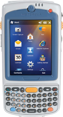 Motorola MC75A0-HC Handheld Computers