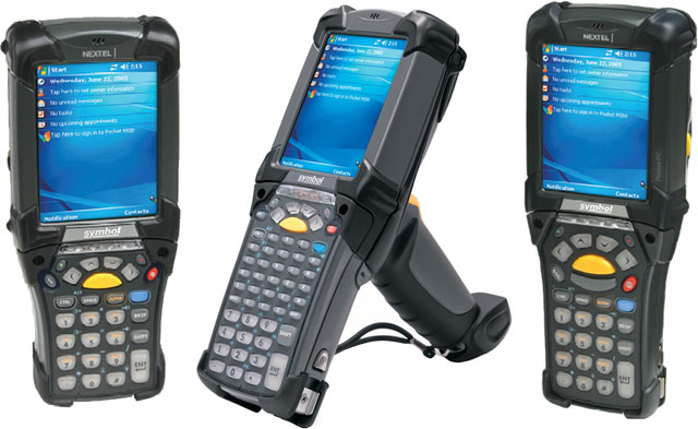 Motorola MC9000 Series Handheld Computers
