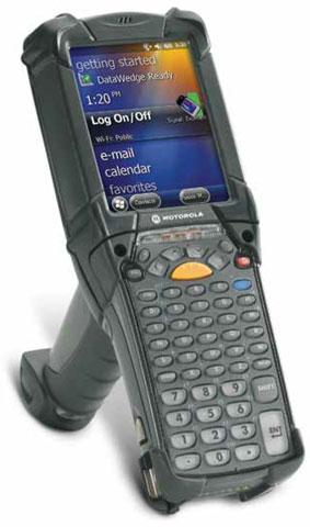 Motorola MC9200 Handheld Computers