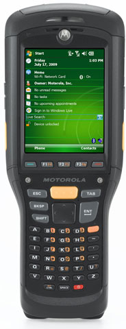 Motorola MC9590 Handheld Computers