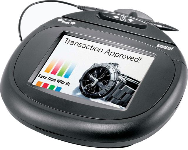 Motorola PD8705 Payment Terminals