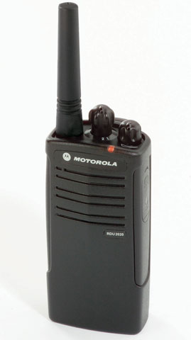 Motorola RDU2020 Two-way Radios