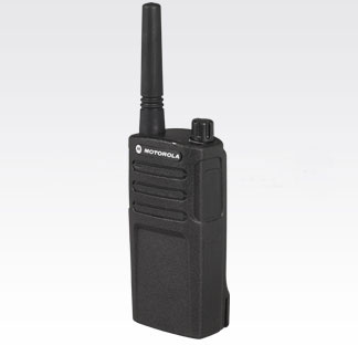 Motorola RMU2040 Two-way Radios