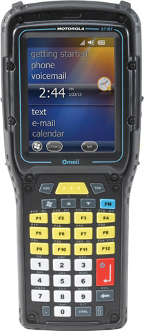 Motorola Omnii XT15f Handheld Computers