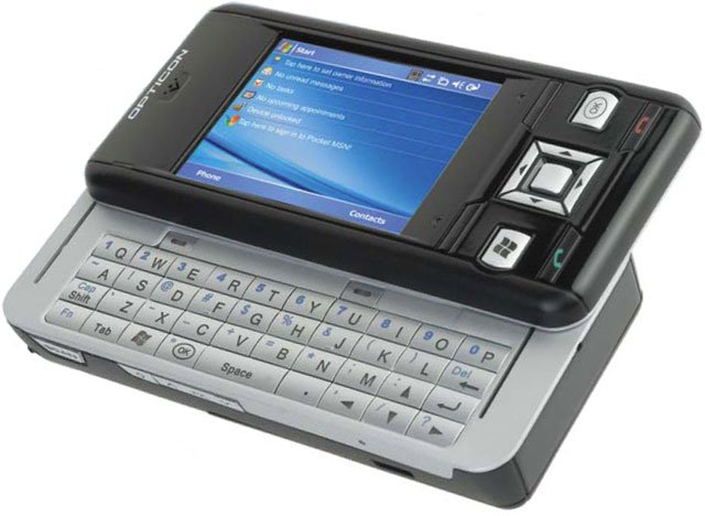 Opticon H16 Series Handheld Computers