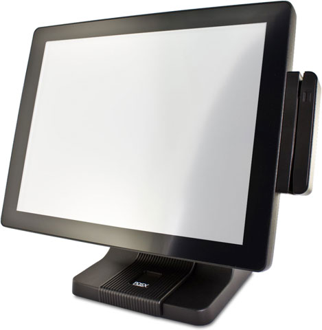POS-X TP4 TouchPC Tru-Flat Point of Sale Terminals