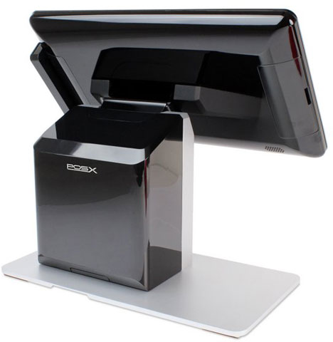 POS-X ION TP5 with Integrated Printer Point of Sale Terminals