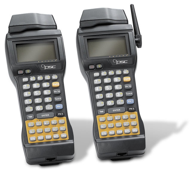 PSC Falcon 310 Handheld Computers