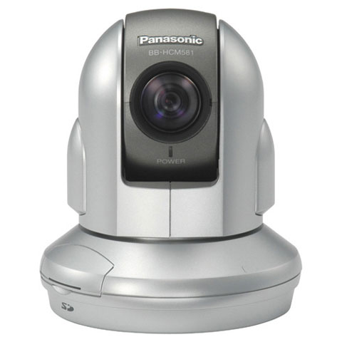 Panasonic BB-HCM581A Security Cameras