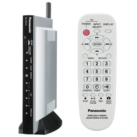 Panasonic BL-WV10A Network/IP Video Devices