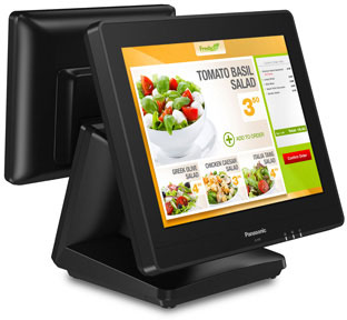 Panasonic Stingray III Point of Sale Terminals