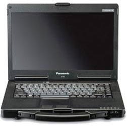 Panasonic Toughbook 53 Ruggedized Laptop