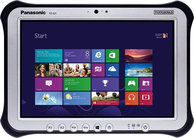 Panasonic ToughPad FZ-G1 Tablet Computers