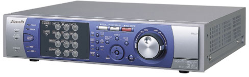 Panasonic Recorders Security DVR