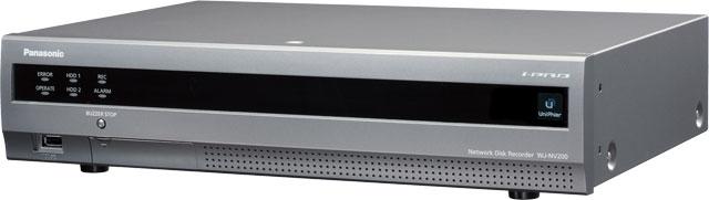 Panasonic WJ-NV200 Security DVR