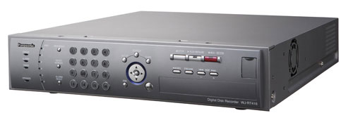 Panasonic WJ-RT416 Security DVR