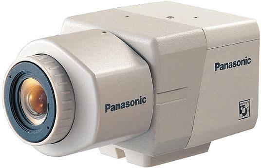 Panasonic WV-CP254H Security Cameras