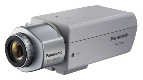 Panasonic WV-CP284 Security Cameras